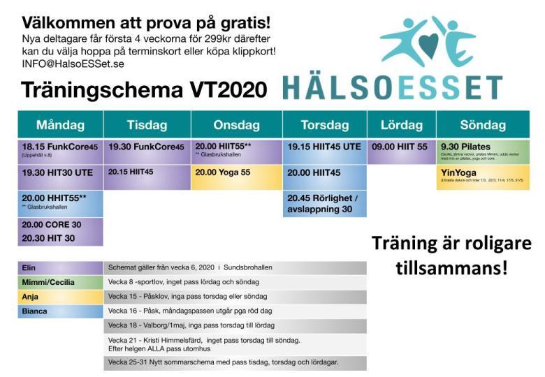 HälsoESSet träningsschema 2020 v6 (2)
